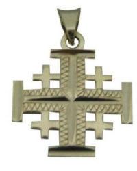 Jerusalem Cross Gold