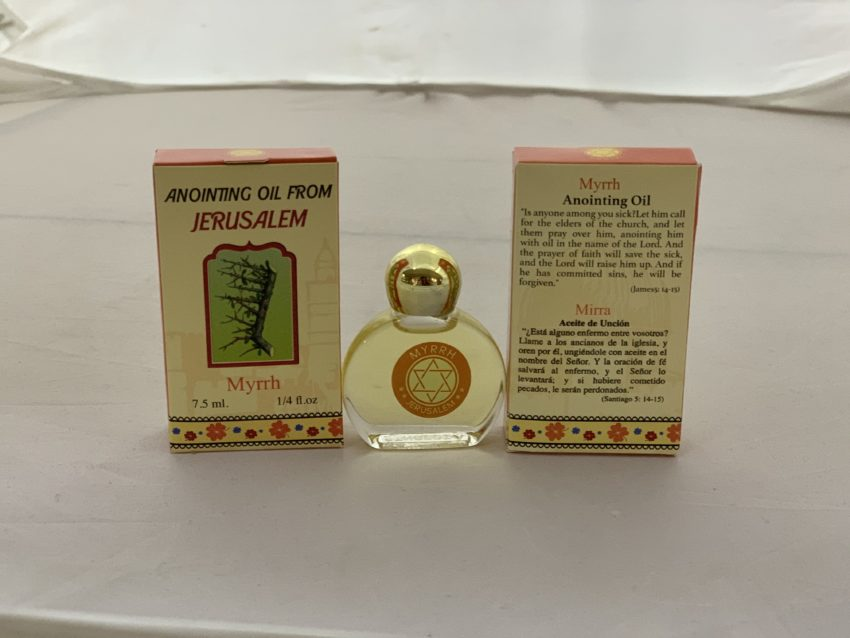 Anointing Oil in a Box 7.5ml
